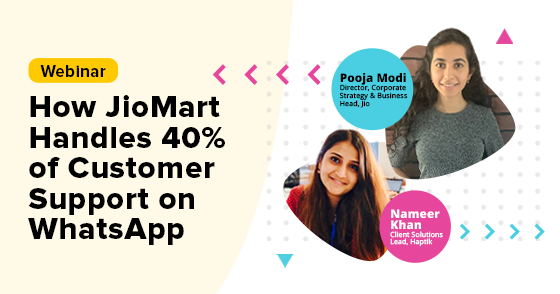 Why your eCommerce brand needs a WhatsApp eCommerce Chatbot