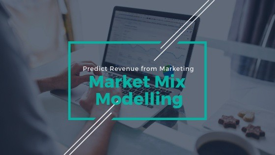 marketing mix modeling is a data analysis technique in which past company data is analyzed to quantify the impact of various marketing activities on sales