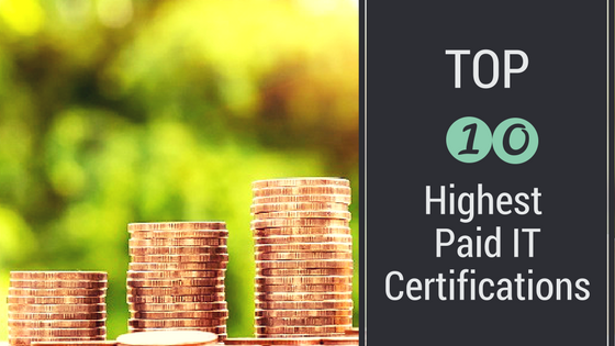 Top 10 Highest Paid IT Certifications – EDUSUM – Medium