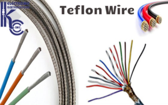 Fire And Water Resistant Teflon Wires – K.C. Electronics ...