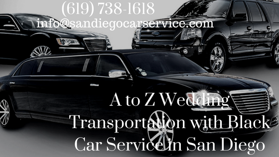 ... From Engagement To Honeymoon Return, Travel Arrangements Will Play A  Role In Each Occasion; Black Car Service In San Diego Provides One Source  For All ...