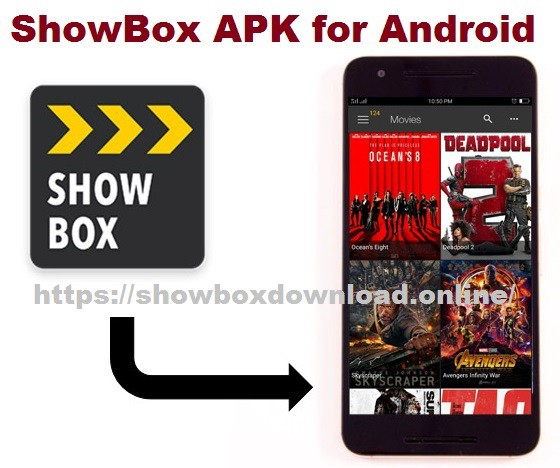 showbox on android apk