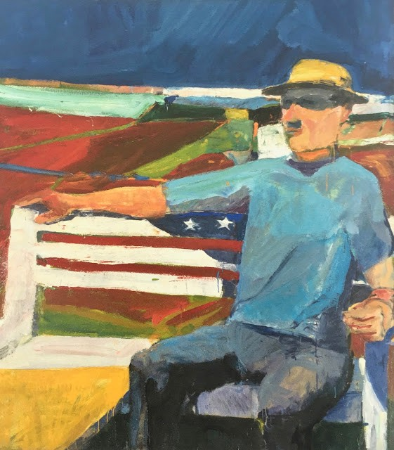 Looking At Diebenkorn Thoughts On Art Memories And The Marine