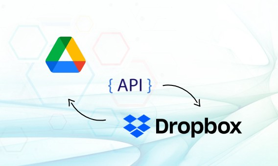 Reap the Ultimate Benefits of Google Drive and Dropbox Using API