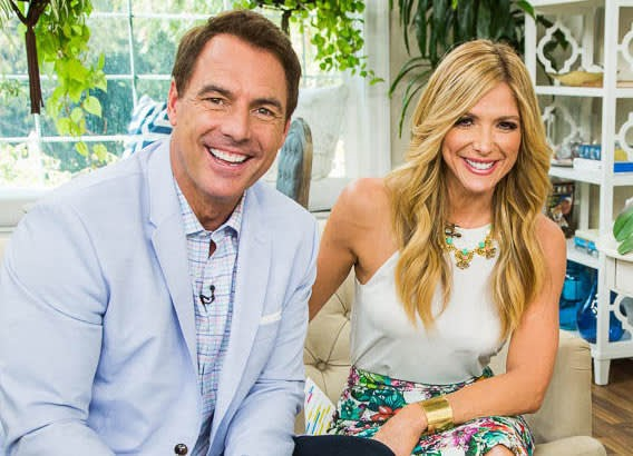 Mark Steines Home And Family