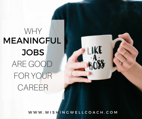 meaningful jobs