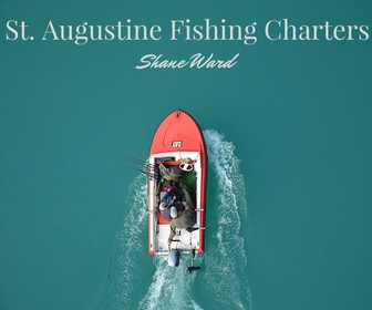 Shane ward medium for St augustine fishing charters