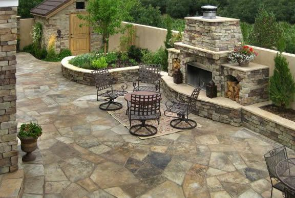 If You Have Stone Materials In Your Patio, Pathway, Driveway Or Garden, You  Know So Well That Without Proper Maintenance And Cleaning, The Natural  Rustic ...