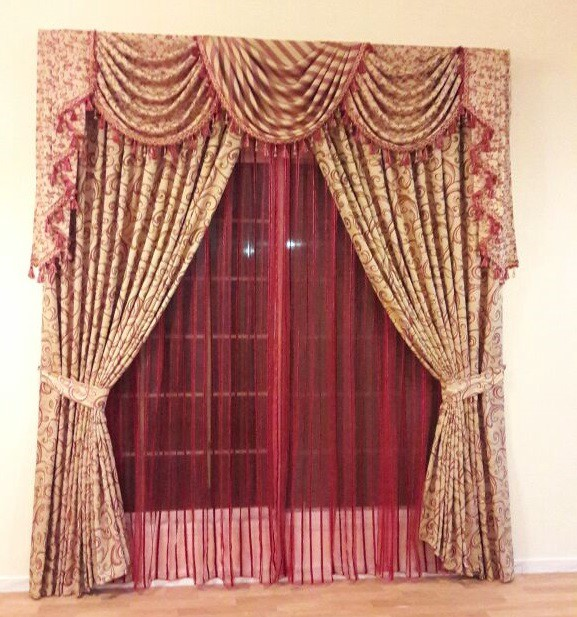 Image result for Curtains Dubai