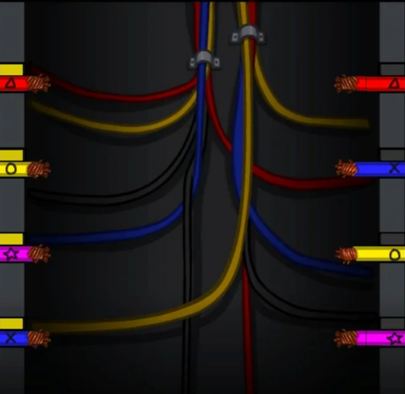 Design Patterns In Unity With Among Us Fixing Wires Task Laptrinhx