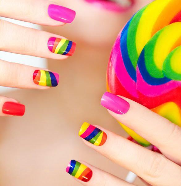 Adorable Nail Fashion For Beginners Samaira Kapoor Medium