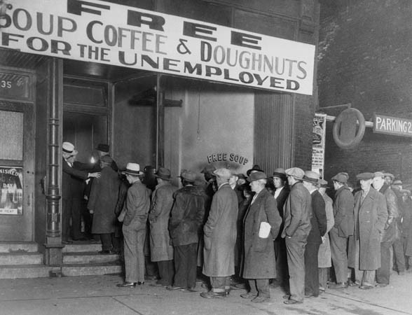 The Election of 1932 and the Invention of Modern Economics