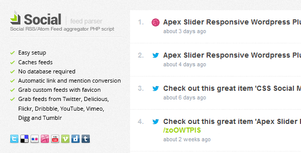 Your Own RSS Reader Using Google Feed API