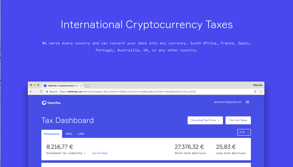 When do you need to report cryptocurrency taxes