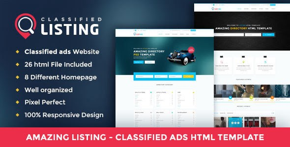Top classified html template designsvilla medium maxwellsz