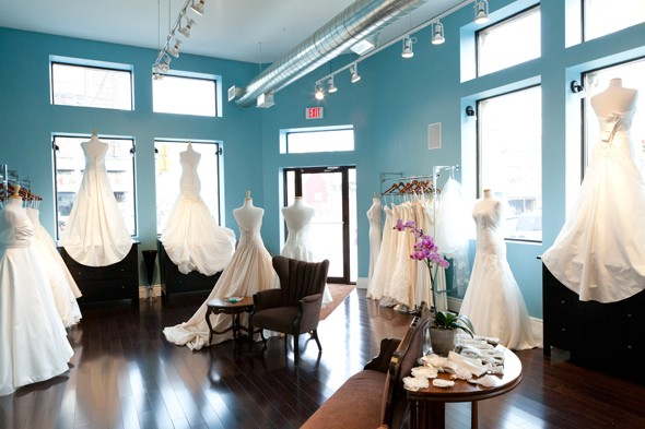 5 Tips for Successful Wedding Dress Shopping for the Modern Bride