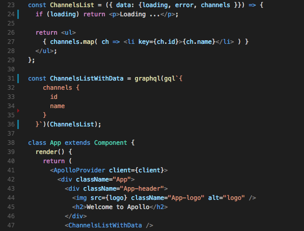 Full stack react graphql tutorial apollo graphql for a more up to date introduction to the new constructor api check out this getting started guide most of this tutorial will be identical and can be malvernweather Gallery