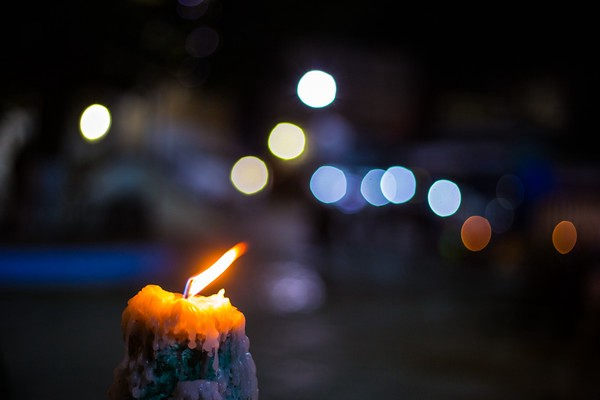 The shallow depth-of-field (low f-stop numbers) turned city lights into a dreamy blur while the candle stayed super sharp. Photo by Ana Poga?ar.[/caption] & 6 Low-Light Photography Ideas Every Shutterbug Should Try azcodes.com