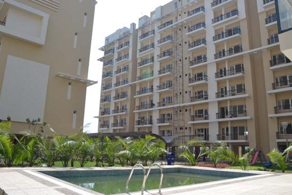 3 bhk flats for sale in Sushma Urban View Zirakpur