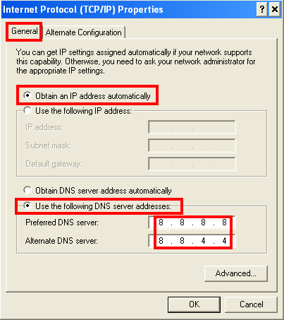 how to find forwarder dns