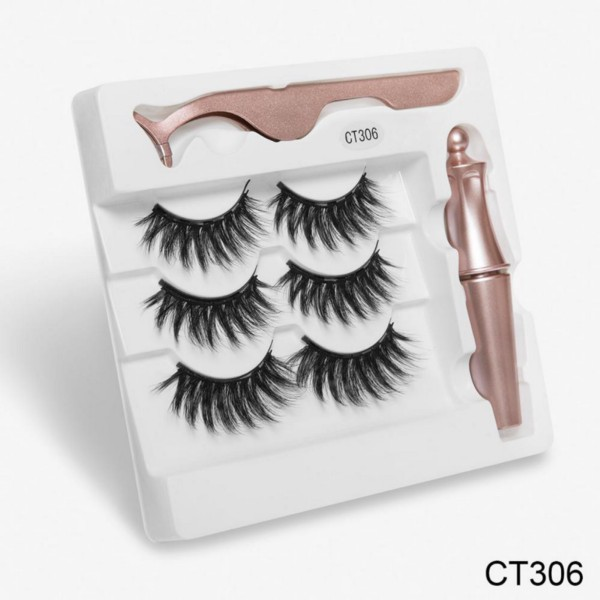 The Los Angeles Eyes Magnetic lashes