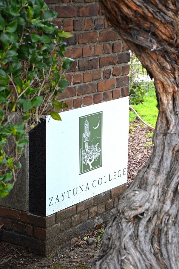 Zaytuna College campus in Berkeley