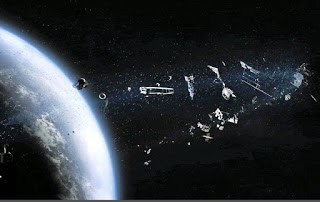 Japan is developing the wooden satellite to clear the space junk in 20