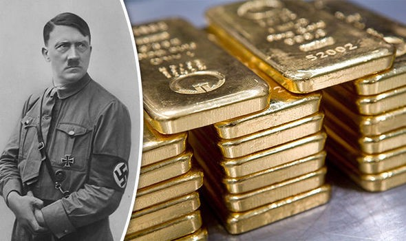 What Happened to Hitler's Money After His Death?