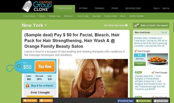Top 10 Clone Scripts For Daily Deal Website Like Groupon