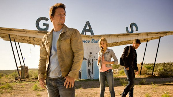 Mark Wahlberg in Age of Extinction