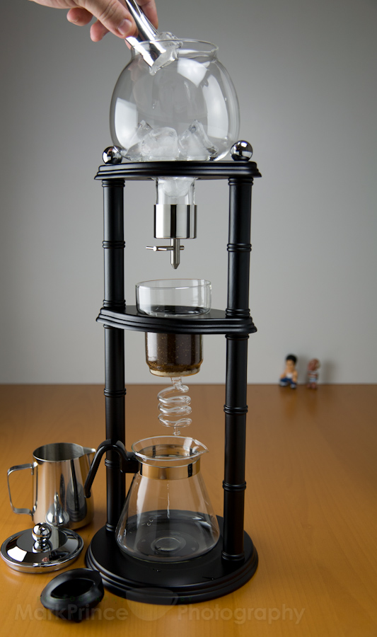 Kyoto Style Cold Brew device