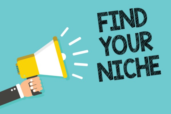 Know your marketing niche