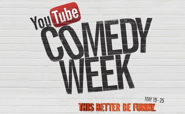 youtube live comedy