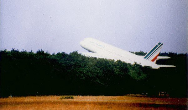 Fly By Wire: The crash of Air France flight 296
