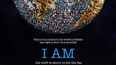 Documentary title page: I Am