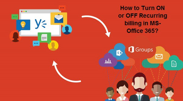 so here is the procedure enabling and disabling your recurring billing in ms office