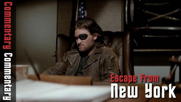 Escape from New York Commentary