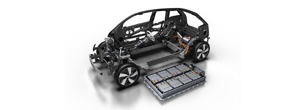 BMW i3 Batteries