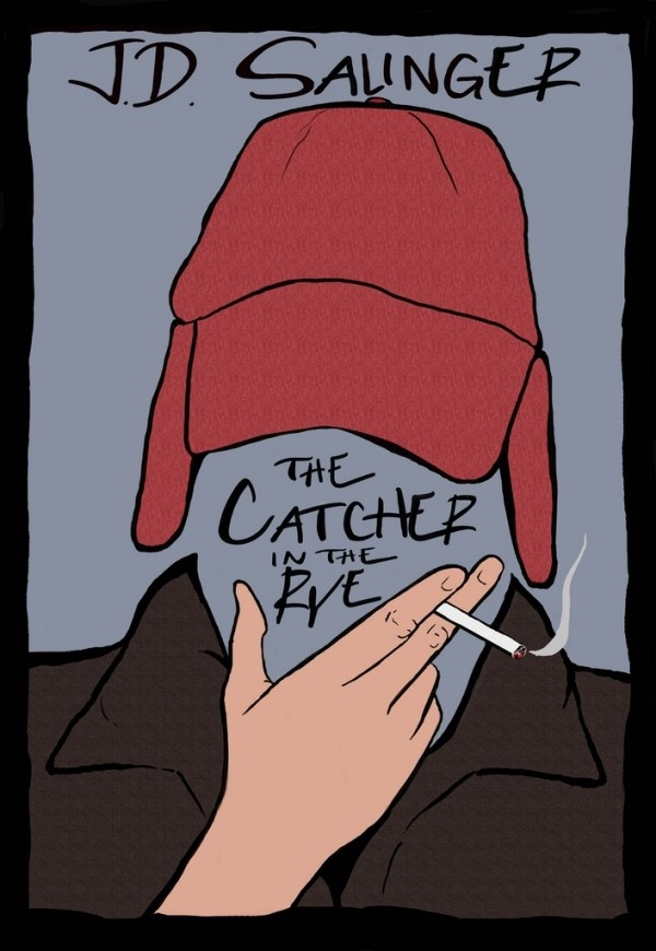 suicide in catcher in the rye