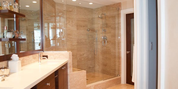 Frameless Shower Door Install Phoenix August Carrington Medium