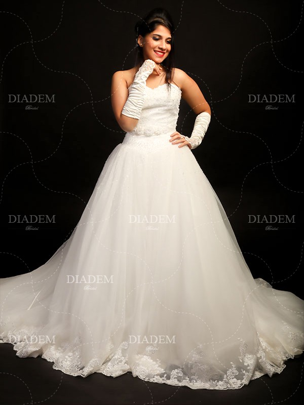 Shop Amazing A-line Wedding Gowns in Chennai at its Best Price ...