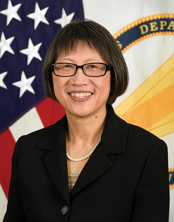 Heidi Shyu, Army Acquisition Executive (U.S. Army photo)