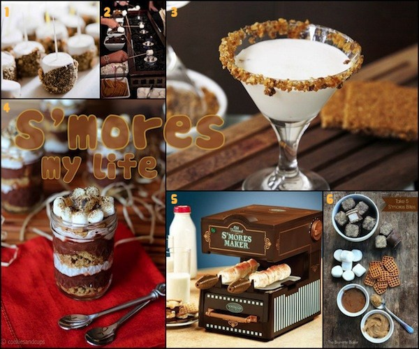 S Mores Tini 4 In A Jar By Cookies And Cups 5 Old Fashioned Maker 6 Bites The Brunette Baker