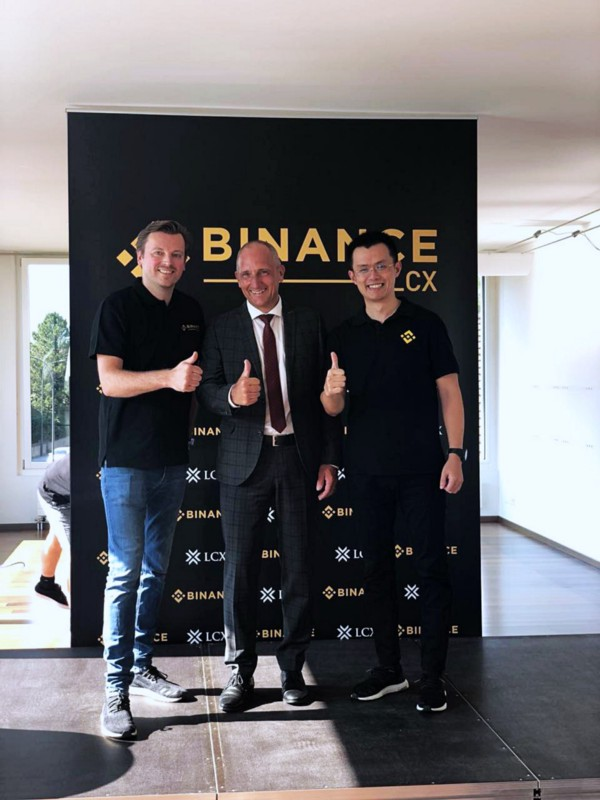 Binance Reveals Liechtenstein-Based Fiat-To-Crypto Exchange 14