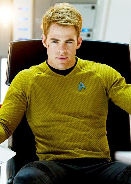 Captain's List — James T. Kirk #2233