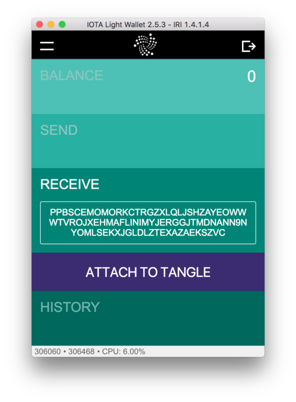 Iota Transfer From Light Wallet To Android Wallet Tron