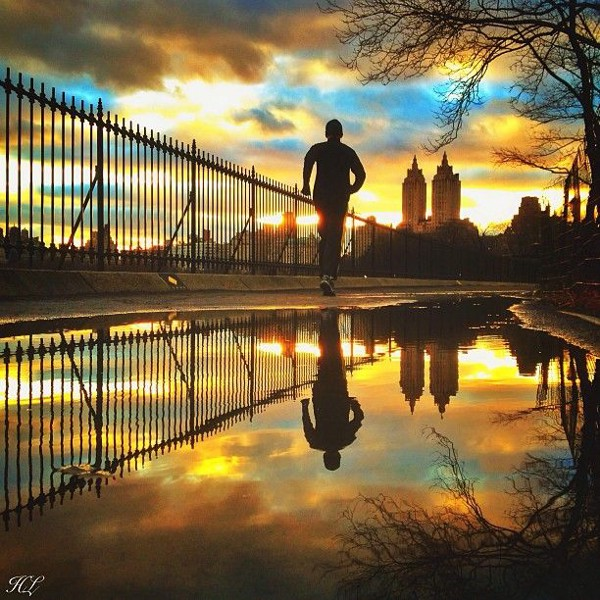Central Park Nyc: Great Runs In New York City: Manhattan