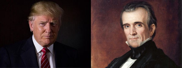 turns out donald trump is not the first president of his kind