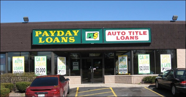 Does a payday loan affect credit score picture 3