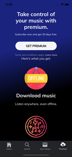 IonSpotify